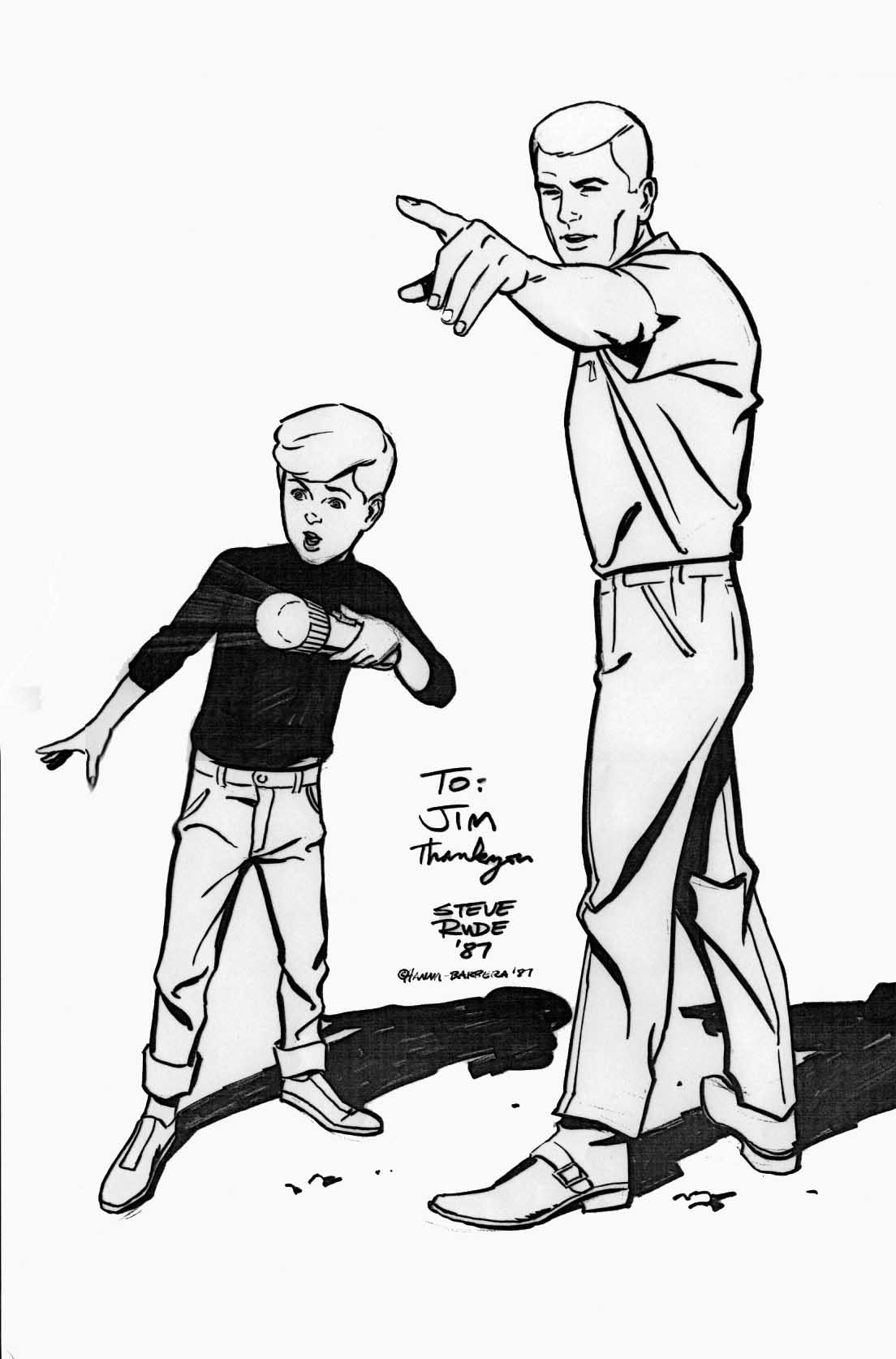 The Real Adventures Of Jonny Quest Coloring Pages - Learny ...