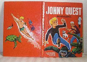 Jonny Quest Books