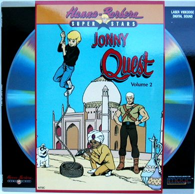Jonny Quest Vol. 2