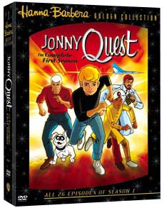 Hanna Barbera Golden Collection: Jonny Quest, The Complete First Season