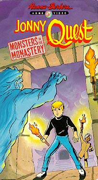 "Classic Jonny Quest: ""Monster in the Monastery"" HB1307"